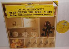 410 868-1 Haydn Clock Symphony Berlin Philharmonic Von Karajan