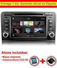 DYNAVIN N7-A3 GPS, MANOS LIBRES PARROT, USB, SD, MIRROR LINK... AUDI A3