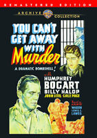 You Can't Get Away With Murder (1939 Humphrey Bogart) DVD NEW
