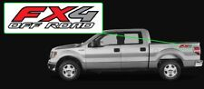 FORD F-150 FX4 off road decals, stickers F150 art (2) set