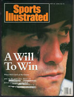 Sports Illustrated 1990 San Francisco Giants Will Clark NoLb Excellent Condition