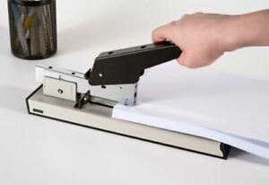 Heavy Duty Mental Stapler 100 Sheets 80g paper 23/6,8,10,13 Staplers adjustable
