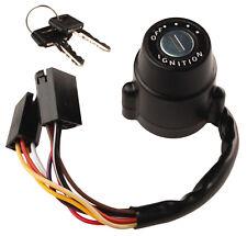 XT500 Zündschloss 4 Positionen OEM-Vergleichs-Nr. 2A8-82508-80 Ignition Switch