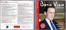 CD 20T + INTERVIEW BORIS VIAN LE DÉSERTEUR JACQUES CANETTI REGGIANI/MOULOUDJI...