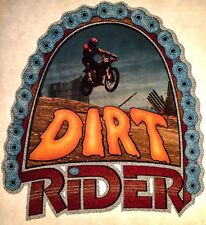 70s Motor Dirt Bike Honda Yamaha Motocross MX nos Motorcycle vTg t-shirt iron-on