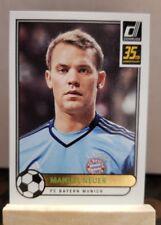 2016 Donruss #36B Manuel Neuer/35th Anniversary