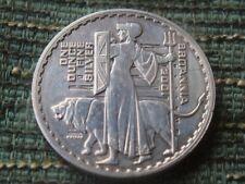 Britannia 2001, 1 OZ. plata. Ley 958