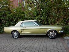 Ford Mustang 1967 Cabrio - Projekt