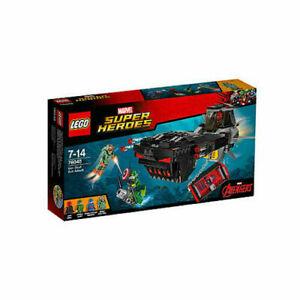 BRAND NEW AND SEALED LEGO 76048 IRON SKULL SUB ATTACK !!
