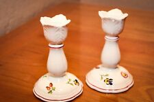 Villeroy & Boch  Petite Fleur Candle Stick Holders Luxembourg