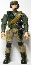 Lanard CORPS Military Modern John Eagle B Green Tan White Eyes