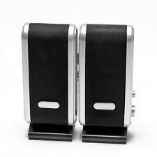 ALTAVOCES PARA ORDENADOR 560W PC PORTATIL MULTIMEDIA USB MP3 MOVIL ALTAVOZ JACK