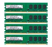Hynix 8GB 4X 2GB PC2-6400 DDR2 DIMM RAM F Dell OptiPlex 740 745 755 760 760D 960