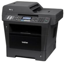 Brand New Brother Mfc-8910Dw Wireless Black-and-White All-In-One Laser Printer