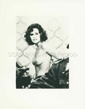 SEXY CORINNE CLERY 1970s VINTAGE PHOTO #26  R1980 BUSTY
