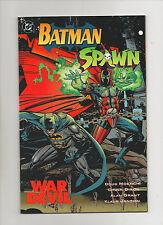 Batman Spawn: War Devil - Prestige Format - (Grade 9.2) 1994