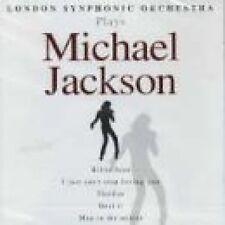 Michael Jackson London Symphonic Orchestra plays [CD]