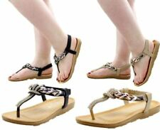 Synthetic Sandals for Women