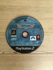 Top Gun Combat Zones for PS2 *Disc Only*