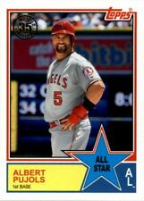 A2648- 2018 Topps Baseball Insert +Parallel Cards -You Pick- 10+ FREE US SHIP