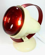 Vintage Retro Philips Infraphil Type 7529 Heat Lamp 150W - Working