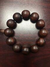 Vintage Chinese Rosewood Bracelet