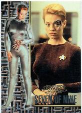 Star Trek Voyager Profile 7 Of 9 Karte Number 9
