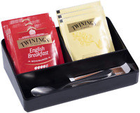 Sachet Holder Coffee Sachets Tea and Coffee Holder for TWININGS Tea Bags - Box-