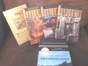 Vintage International: Oprah's Book Club Summer 2005 : As I Lay Dying; the Sound