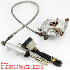 Rear Brake Master Cylinder Disc Assembly for For Polaris ATV Trail Boss 325/330