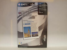 EMTEC P120P PHOTO PAPER  INHJET MATT COATED A4 120G 50 FOGLI