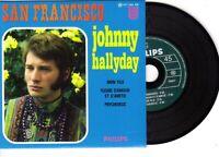 █ JOHNNY HALLYDAY (CD prix mini) : SAN FRANCISCO (EP PLASTIFIÉ)