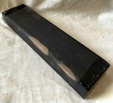 1 Gabon Ebony 8x2x1 Large Knife Handle Block Turkey Calls Guitars Ebony Timber