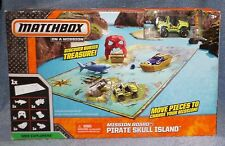 MATCHBOX ON A MISSION 2014 MISSION BOARD: PIRATE SKULL ISLAND SET