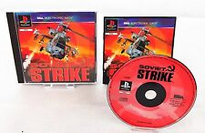 Ps1 soviet strike/instructions & OVP/playstation 1 jeu