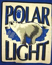 BIG BEAR BREWING logo Florida grill lrg T shirt Polar Light beat-up tee
