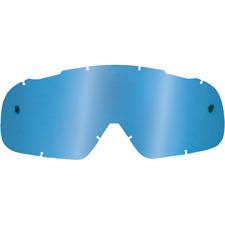 b8b091b30 2X Fox Airspec Airspace Gafas Gafas de Repuesto Anti-vaho Anti-rayado - Azul
