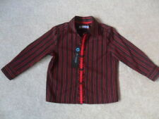 Marks and Spencer Long Sleeve Striped Shirts (2-16 Years) for Boys