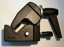 MANFROTTO Super Clamp 035 (with no stud)