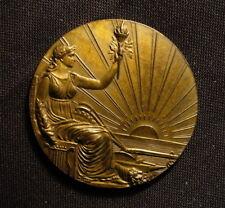 Uruguay 1830-1930 Centenary Medal