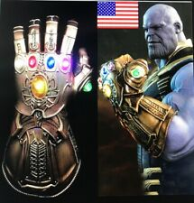 Thanos Infinity Gauntlet LED Light Glove.