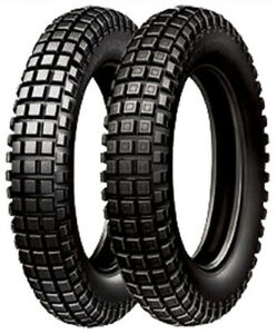 MICHELIN TIRE 80/100-21F TRIAL LIGHT TU BE TYPE 22827 Front Tube Type 0314-0008