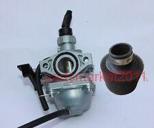 Mikuni VM16 Carburetor w Air Filter 50 70 90 110CC Pit Dirt Bikes ATV Buggy Z50