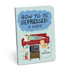 How to be Depressed by Knock Knock, NEW Book, (Paperback) FREE & Fast Delivery