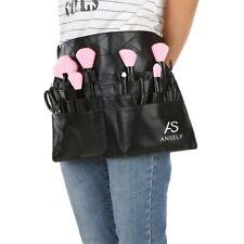 Anself PVC Professional Cosmetic Makeup Brush Apron Bag Artist Belt Strap