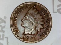 1899 Indian Head Cent Penny  --  MAKE US AN OFFER!  free shipping