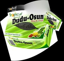 4 x Dudu Osun Tropical Naturals African Black Soap 150g (pack of 4)