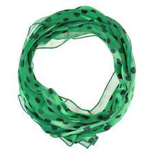 Accessoires vintage verts femme