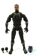 "Marvel Legends 6"" Okoye BAF Wave Black Panther T'Challa Loose Complete"