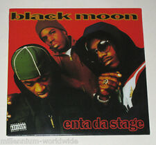 "SEALED & MINT - BLACK MOON - ENTA DA STAGE - 12"" VINYL LP - RECORD ALBUM"